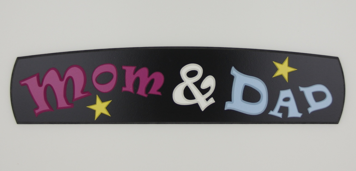 signs painted by us. Black Bedroom Furniture Sets. Home Design Ideas